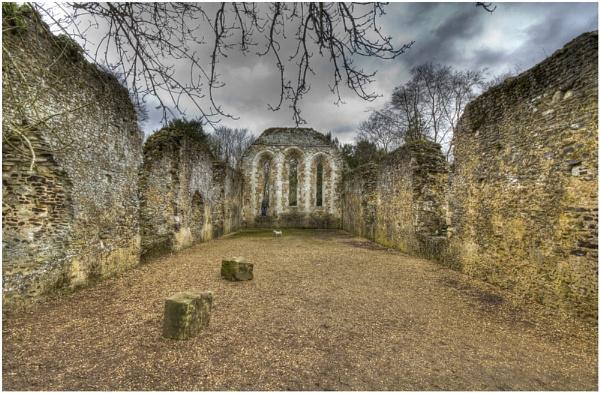Waverley Abbey by MossyOak