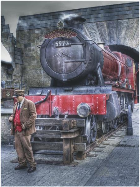 Hogwart\'s Express by MossyOak
