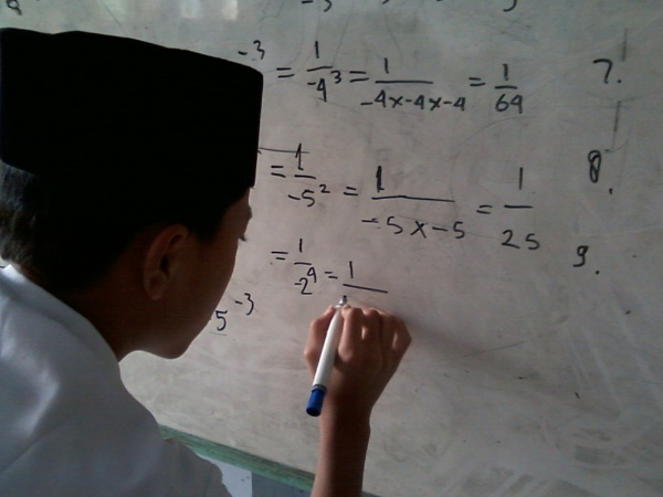 Work On The Problem by arhab