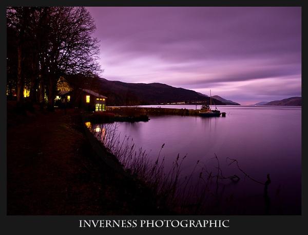 Loch Ness Boathouse by jjmills