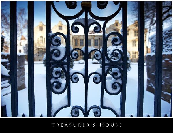 Treasurer\'s House by stevemelvin