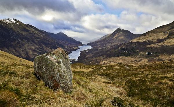 Loch Leven by pekster