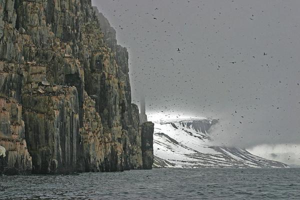 Alkefjellet by Hazelmouse