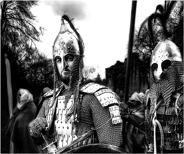 Viking Warriors by stevenb
