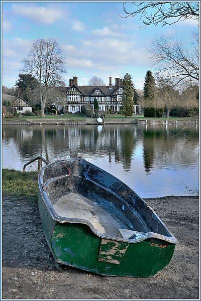 Thames-side living by JPatrickM