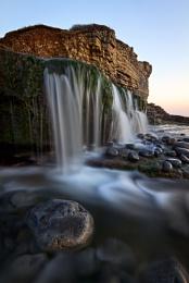 Pebbles & Waterfalls