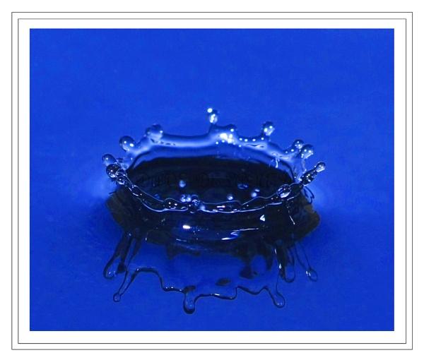 Blue Crown by delboy1145