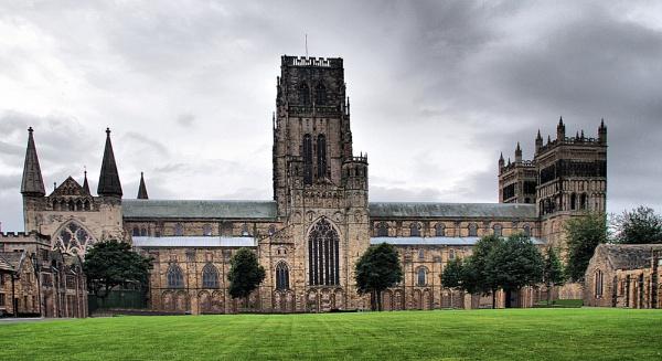 Durham Cathederal by jokinarnya