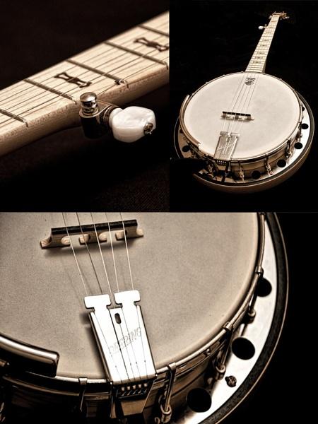 Banjo by Andysnapper
