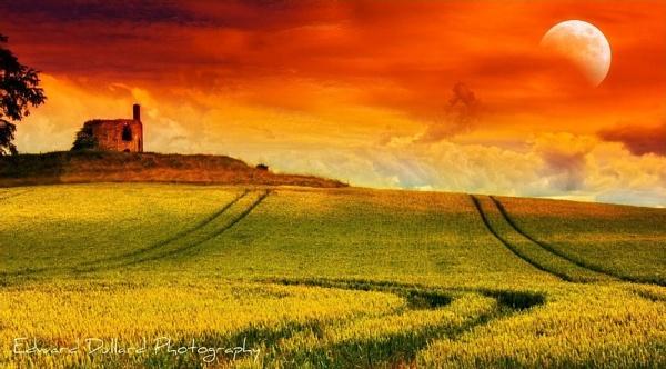 Dreamscape of Ireland. by EDWARDDULLARD