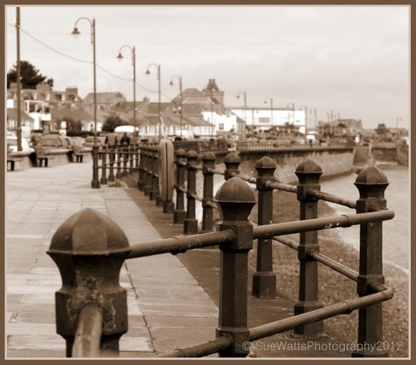 Penzance Promenade by suewatts