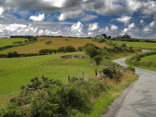 Ynys Mon, Anglesey by mervyntattoo