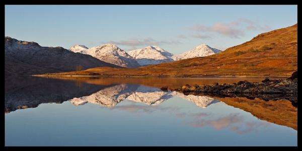 Loch Arklet by Pricegrah
