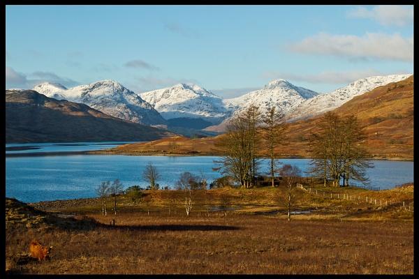 Loch Arklet 2 by Pricegrah