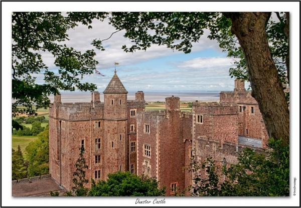 Dunster Castle. by twelvemegs