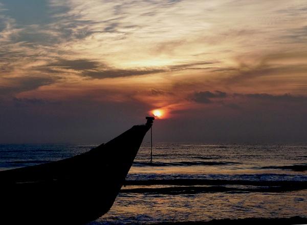 Morning Lamp by bglimaye