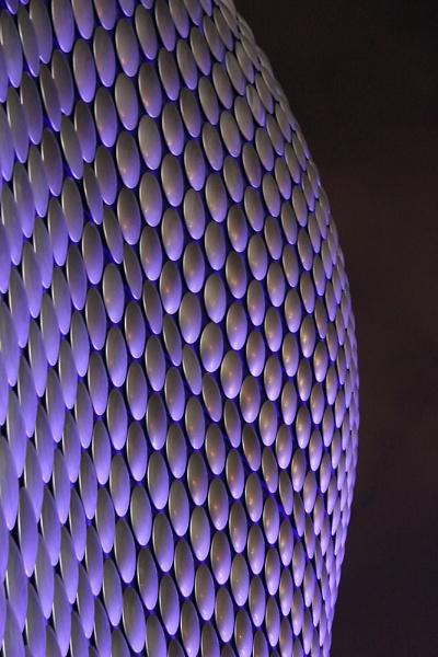 Birmingham Bullring at night. by Steve2rhino