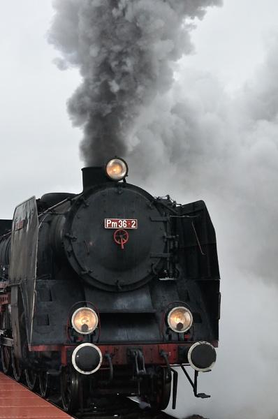 Steam Power by orygenes