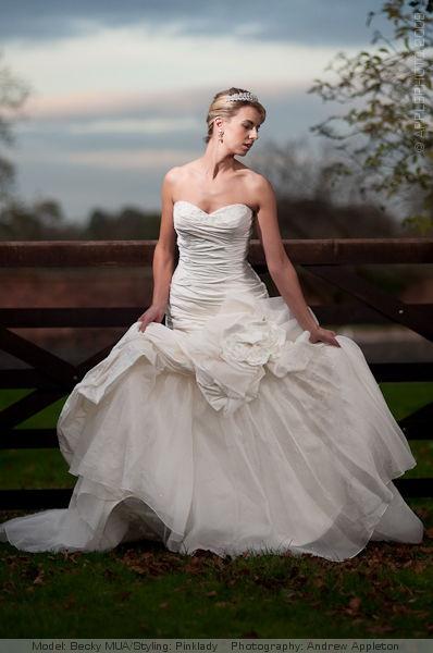 Bride by applephoto