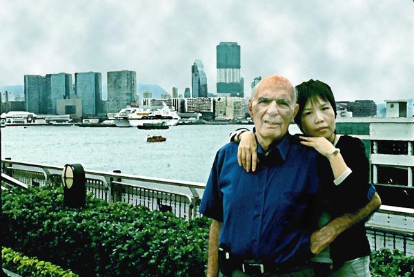 Marvin Farkas, China Hand by Carlkuntze