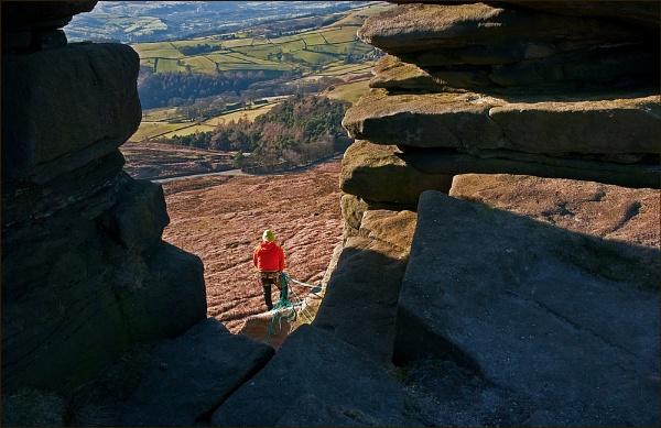 Gap in the Rocks by KentishChap