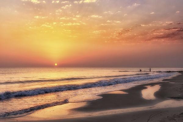 sunset by saeedyounesi