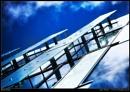 Blue Facade by ade_mcfade