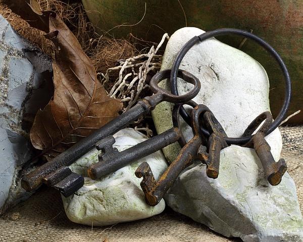 Old Keys by Steffen1209