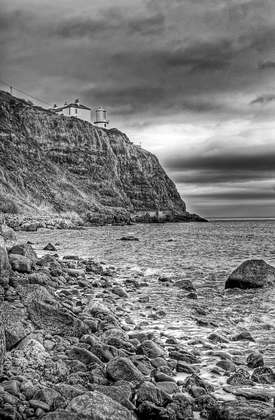 Whitehead lighthouse by marklewis81
