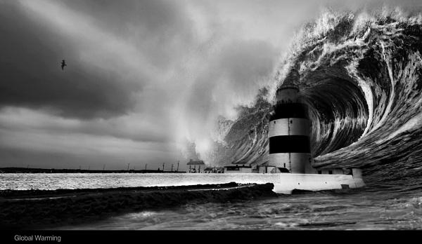Global Warming II by paulcr