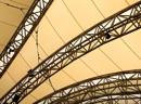 Arena Roof by pamelajean
