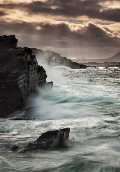 Rosguill Peninsula by garymcparland
