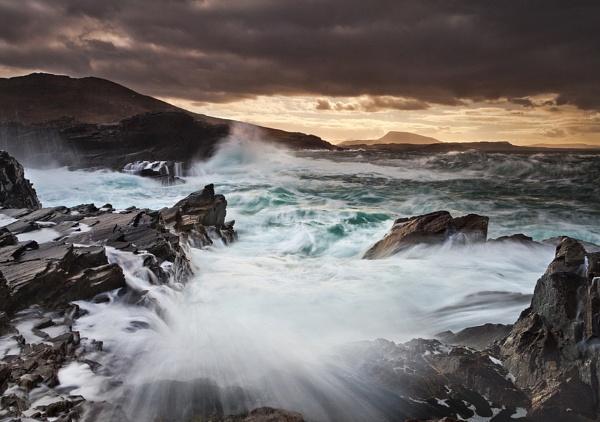 Atlantic Swell by garymcparland