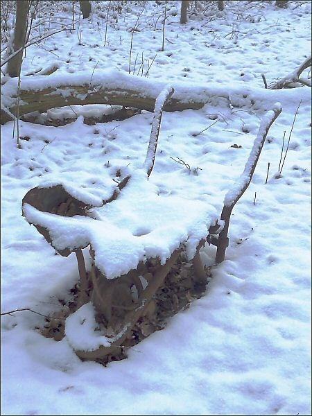 The Wheelbarrow by JPatrickM