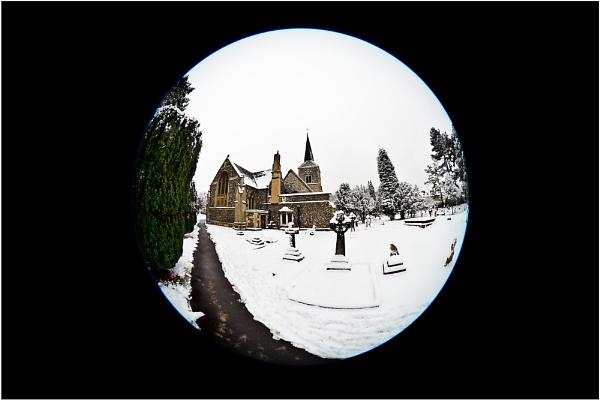 snowglobe by halo666