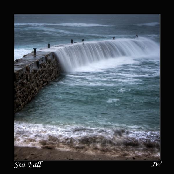 Sea Fall by jer