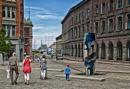 Vågsalmenning - Bergen by AnneWorner
