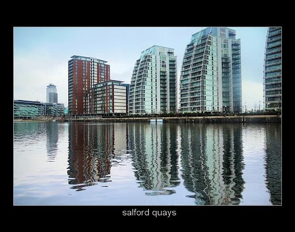 salford quays by raygregson