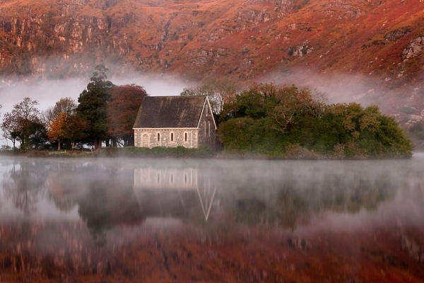 Misty Gougane Barra, Co Cork by Paul1