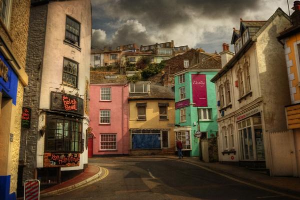 Brixham Street by Audran