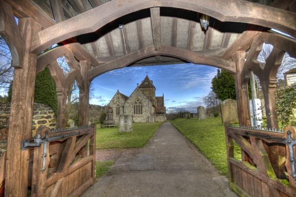 Local Church by Clint123