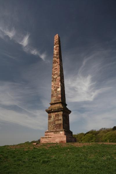 Wychbury monument. by Steve2rhino
