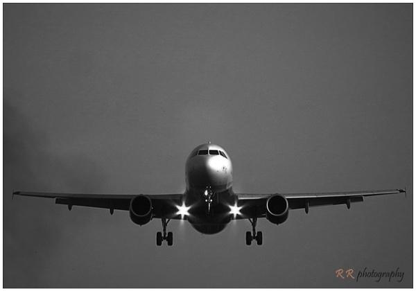 Landing by rajishravi