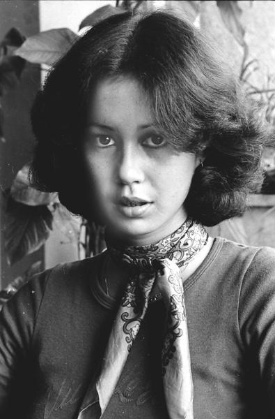 Jo Anne Tyshing. Tentative. by Carlkuntze