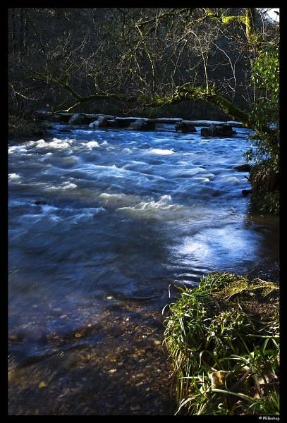 Tarr Steps Exmoor by PEBishop