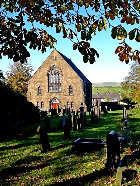 Country Churchyard by rhol2