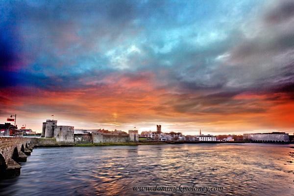 King Johns Castle, Limerick, Ireland by irishdomo1