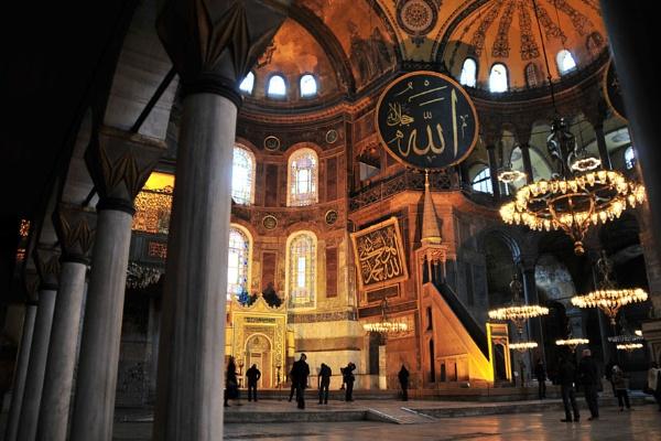 Hagia Sophia by GregnTreesPhotography