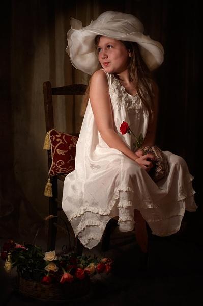 PRETTY as a ROSE by Maddie