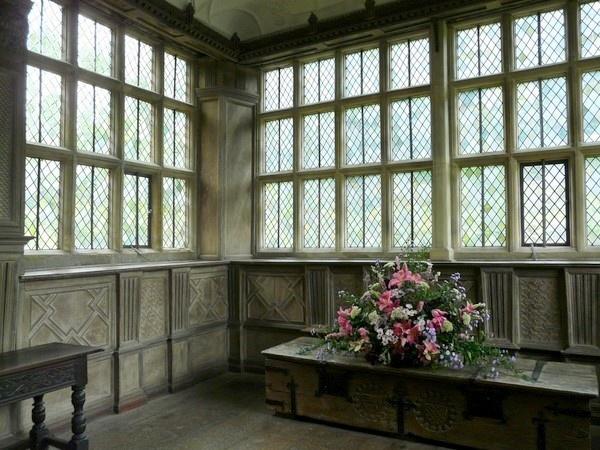 Haddon Hall Glass by BarbaraR